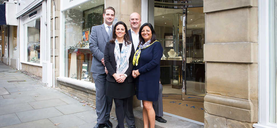 Lancaster Jeweller Become Official Stockist of Prestigious Brand