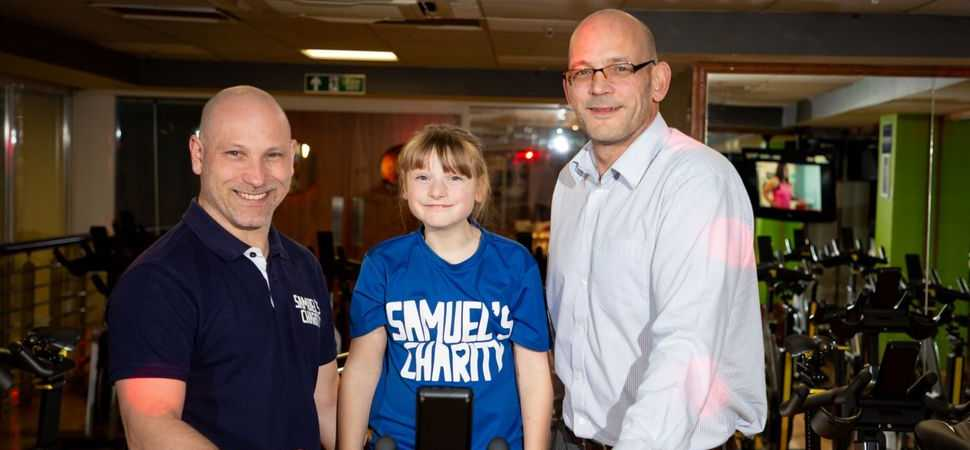 Bannatyne members team up for Samuels Charity fundraisers