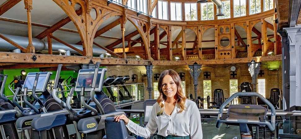 Hitchin health club welcomes new general manager