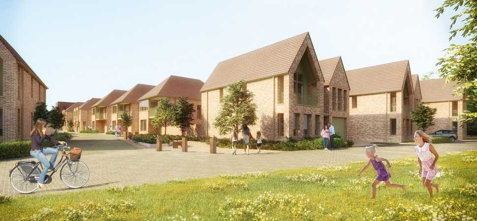 £47.9m residential-led scheme for Barton Park moves to next stage