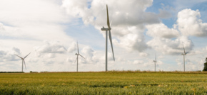 Jones Bros completes North Yorkshire coastline wind farm project