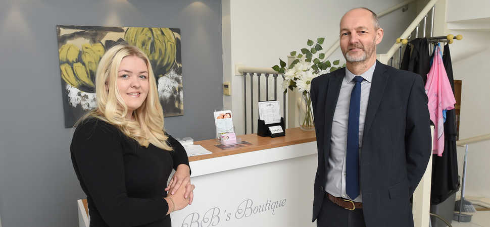 Blackburn's BB's Boutique has a stunning start to trading