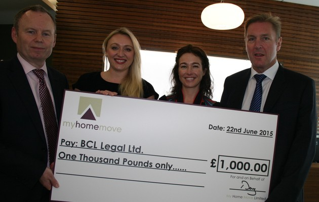 BCL Legal wins the first myhomemove recruitment competition