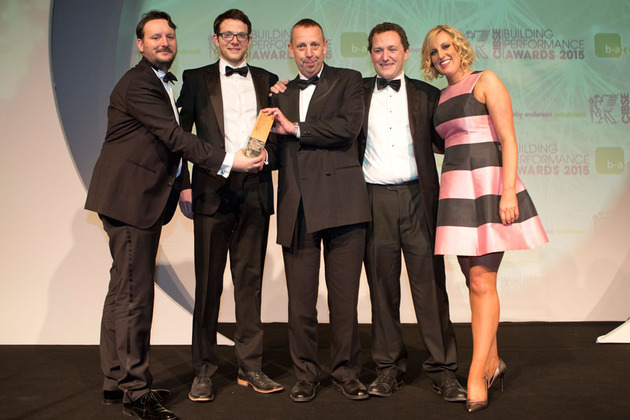 Manchester low carbon firm crowned best in country for second year running
