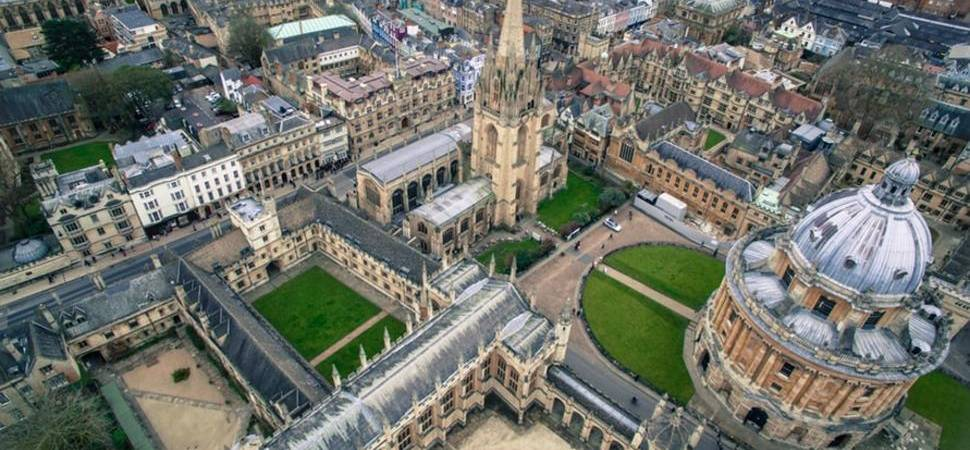 Tech Firms Drive Explosion in Oxford Office Costs