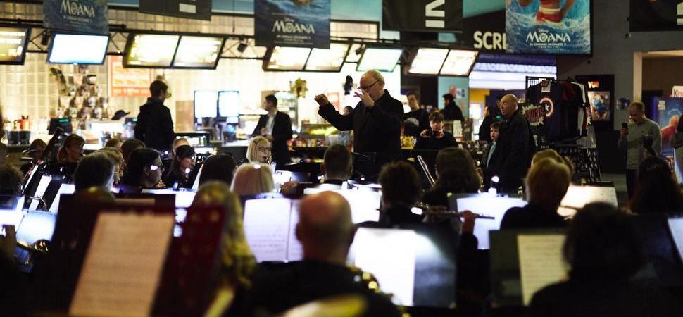 Orchestra perform at Vue Kirkstall to celebrate return of Darth Vader