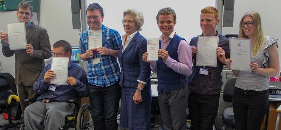 Beaumont College Students achieve Duke of Edinburgh Success