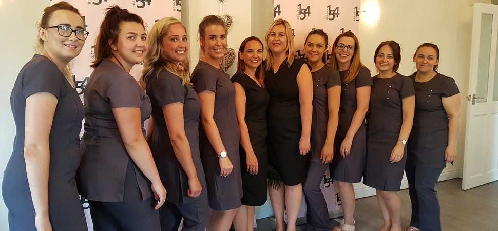 Lancashire beauty salon reaches new heights with renovated loft space