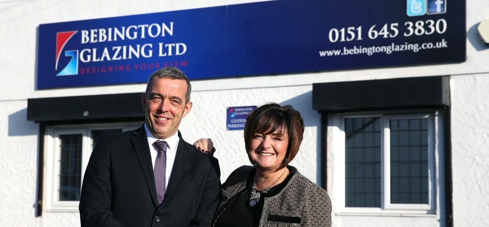 Bebington Glazing collaborates with esteemed blinds manufacturer