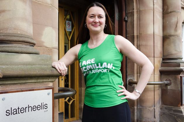 The Lawyer In Lycra Beats Cancer