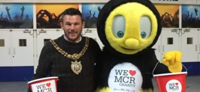 Lord Mayor of Manchester announces a Coin Amnesty