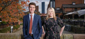 Business Enterprise Fund launches in Manchester with two new staff and first client