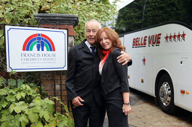 D-Day veteran inspires Belle Vue's charity choice