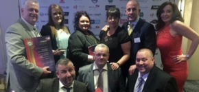Hat-trick of top honours for Belle Vue at coach industry awards