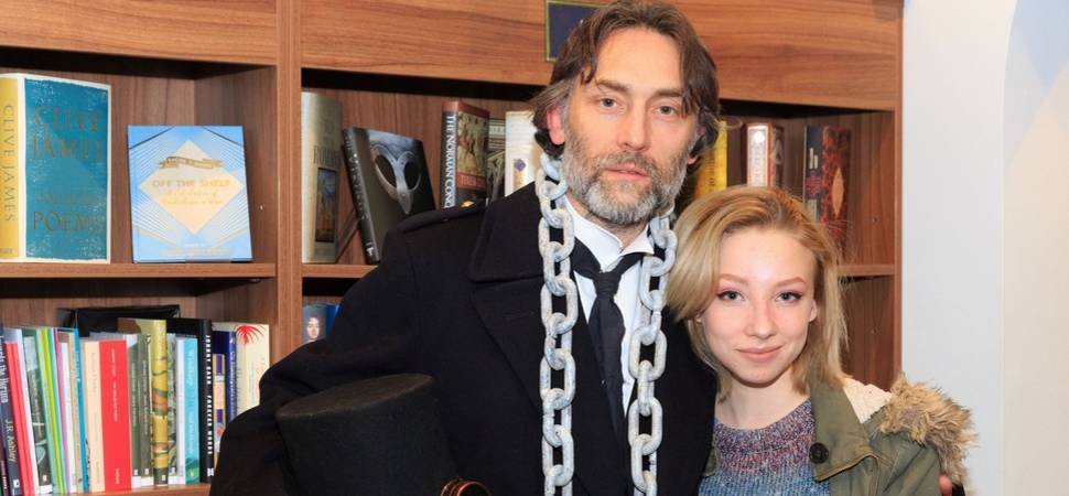 Dad inspired by his daughter is offered book deal
