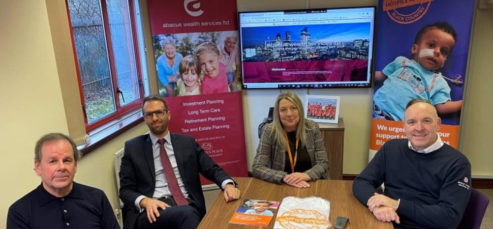 Day of care donation kicks off support campaign by Abacus Wealth Services