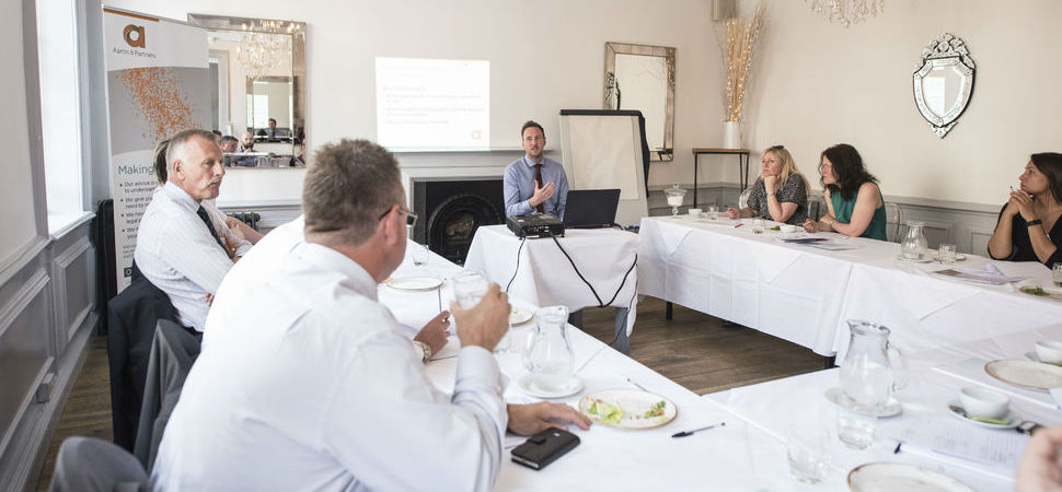 Free Shrewsbury employment law lunch answers vital questions