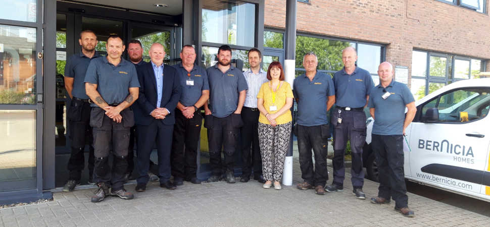 County Durham Handyperson Service reaches finals for top national award