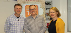 Berrison celebrates 10th anniversary with expanded HQ and new hires