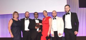Skelmersdale business reap rewards at Red Rose Awards