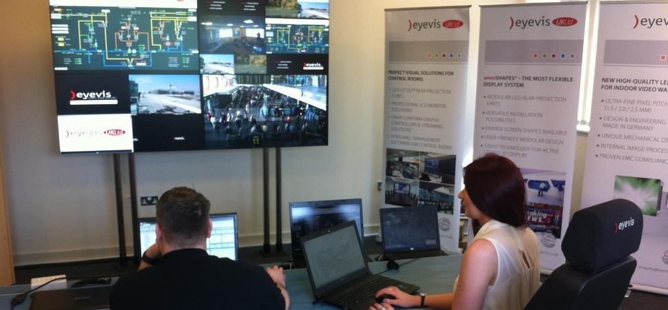 Lancashire-based eyevis UK Announces New On-site Demo Service