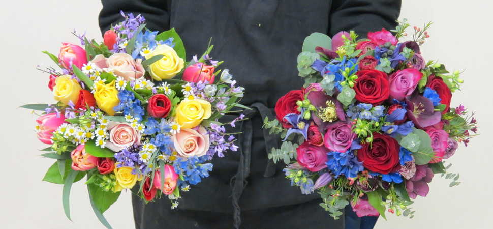 Dutch Flower Shop Creates Bespoke Bouquets For The Dutchess of Sussex