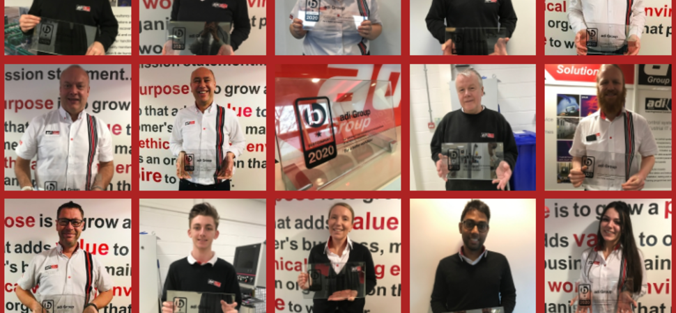 Staff engagement among the best nationally at Birmingham engineering firm