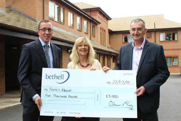 Bethell Construction builds on generosity from family fun day