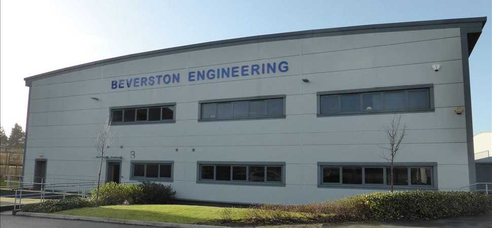 Leading-manufacturer Beverston Engineering joins the Industry 4.0 race