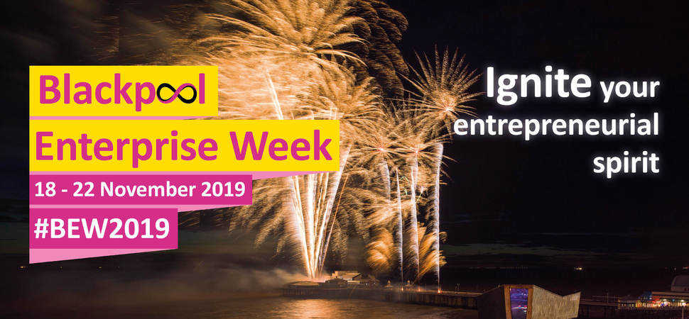 Blackpool Enterprise Week Returns to Support A New Generation of Start-ups