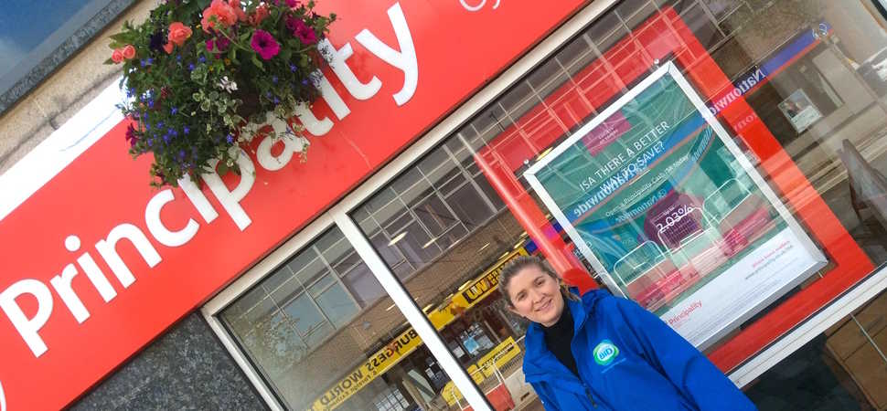 Swansea City Centres Independents Quarter Is in Bloom