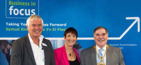 New Office Space Opens for Merthyr Tydfil Businesses