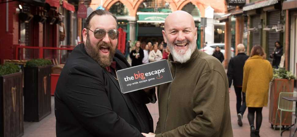 Irish company chooses Liverpool as first UK location for new escape game launch