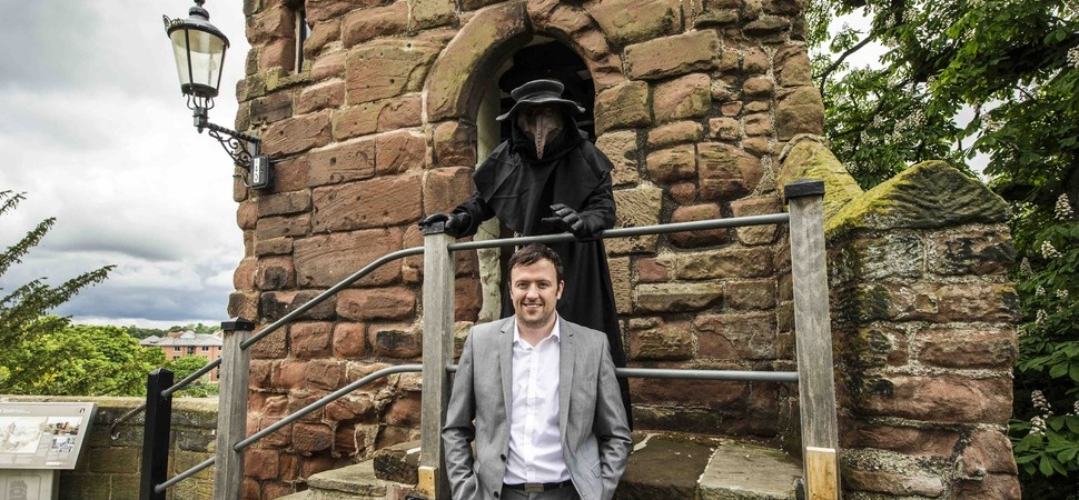 Big Heritage secure the keys to two of Chesters most iconic landmarks