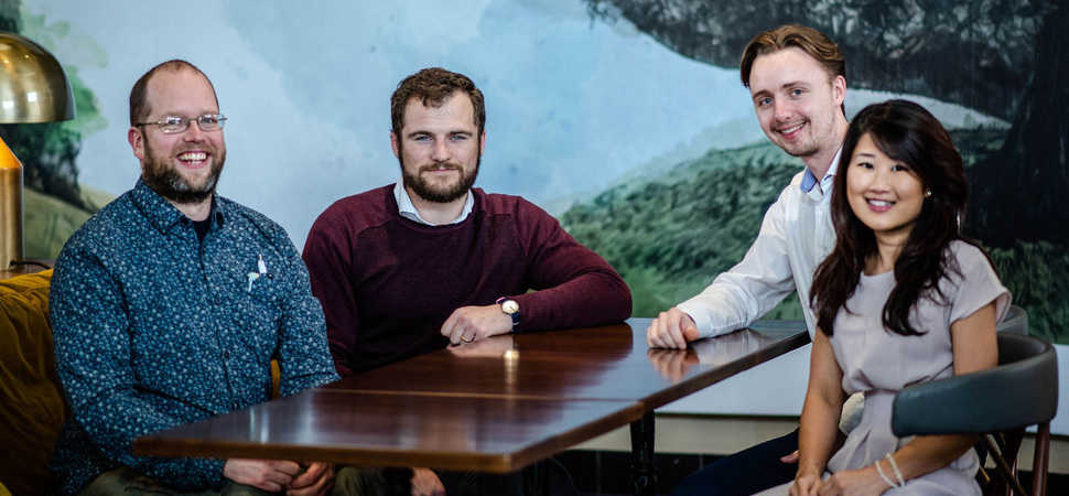 BioCity invests in carbon recycling start-up, Deep Branch Biotechnology