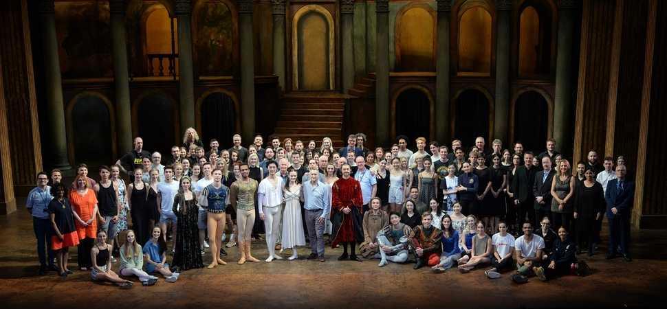 Birmingham Royal Ballet refines HR process with cutting-edge technology