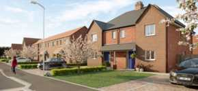 L&Q Launch Two Show Homes at West Midlands Development