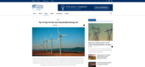 Content Coms delivers ongoing carbon compliance content for new industry advice