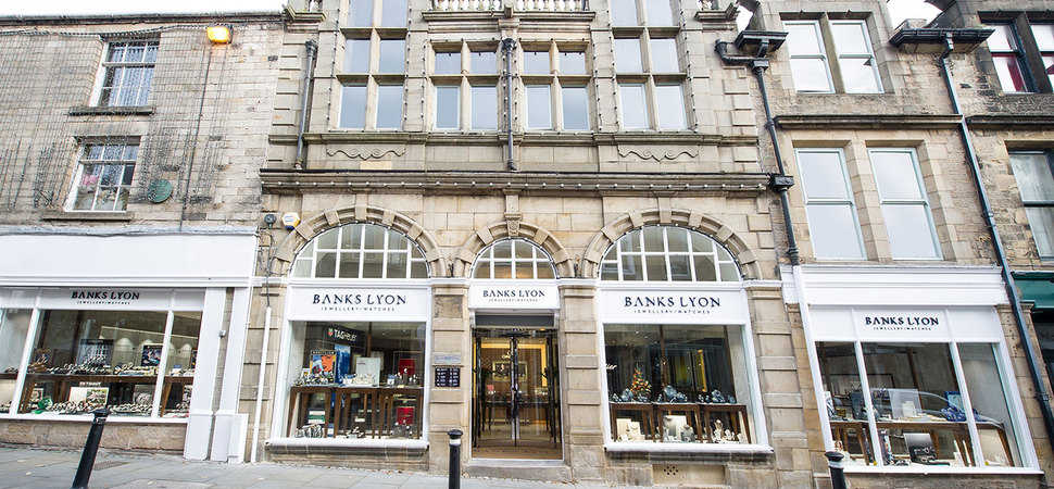 Banks Lyon Jewellers Crowned Best Independent Jeweller in the North