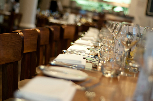 Blakes Restaurant Highly Commended in Mystery Shop Awards 2015