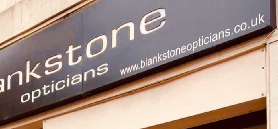 Blankstone Opticians launch most important investment in 27 year history