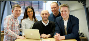 New Work Space, People And Contracts for Property Experts Blaze Marketing