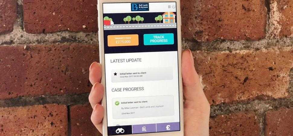 BLJ Solicitors Leads The Way In Legal Tech With New App Launch