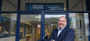BLJ Solicitors welcomes new look as it approaches 200th year in business