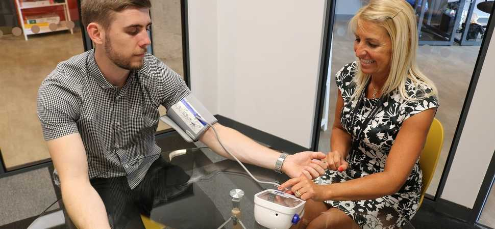 Health At Work To Offer FREE Blood Pressure Checks For 'Know Your Numbers Week'