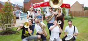 Banbury development celebrates the summer