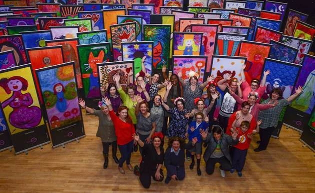 Wanted: 100 leading women of Liverpool for 'self-portrait' art health project