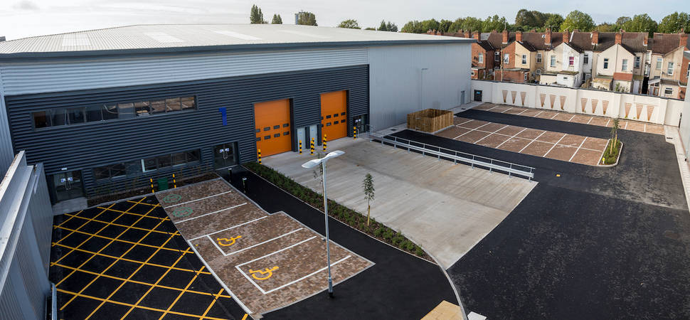 New unit let at high-quality Coventry business park