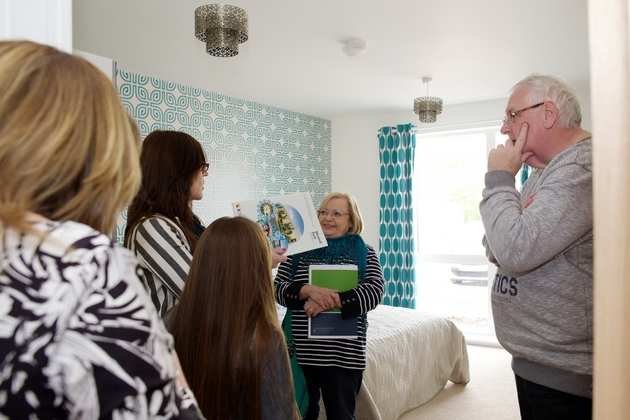 Bluebell Park opens its doors to residents