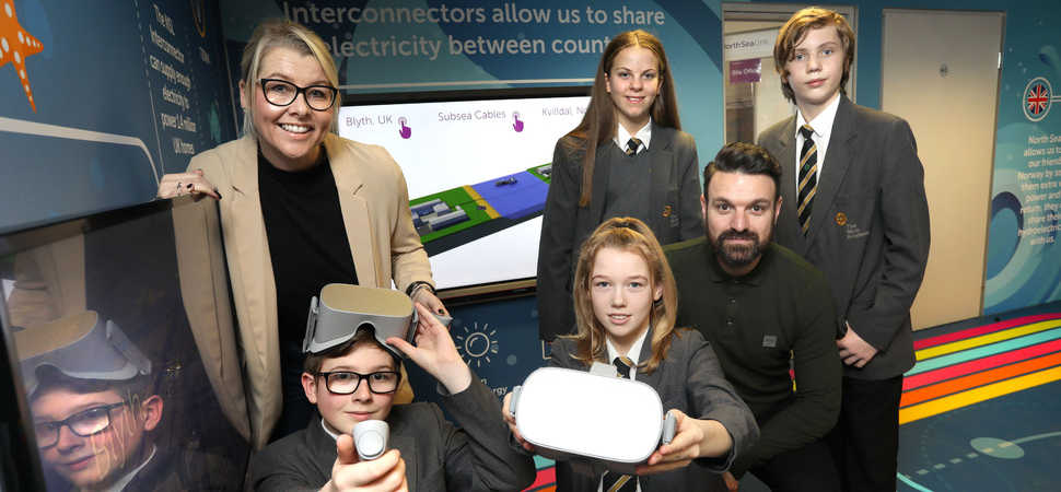 Local education centre helps spark interest in renewable energy careers